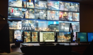 The City of Atlanta Control Room
