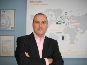Craig Swallow: md at Connexion2, the lone worker solutions specialist