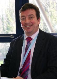 TDSi's managing director John Davies