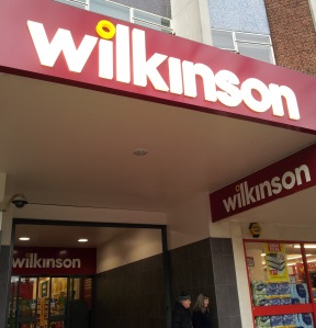 Retailer Wilkinson is working with security specialist Lodge Service