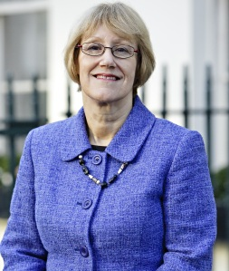 Baroness Ruth Henig CBE: winner of the 2013 Imbert Prize