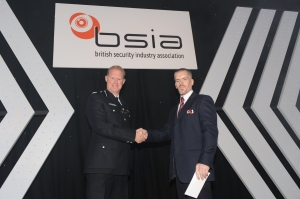 Colin Robertson (G4S): Best Use of Technology accolade