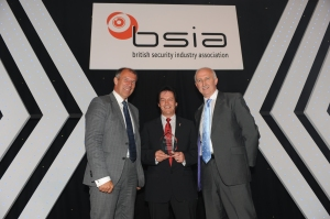 Owen Stanley won the 2013 BSIA Chairman's Award for Contribution to the Community