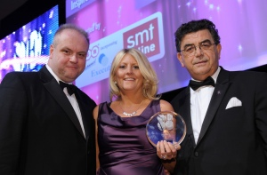 The Inspiration in HR Award is presented each year at the Security Excellence Awards Ceremony
