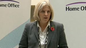 Home Secretary Theresa May: introducing new regulation for private investigators