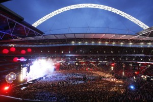 Muse are one of many top bands to have played at the new National Stadium