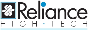 Reliance High-Tech's company logo