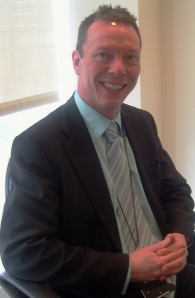 Stephen McCormick: the SIA's director of service delivery