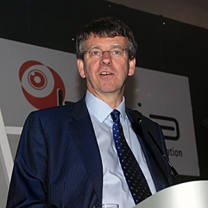 Professor Martin Gill: speaking at the BSIA's Business Crime Conference