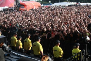 Bands including Anthrax and Slayer draw a devoted audience to Bloodstock
