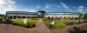 G4S Technology's UK headquarters