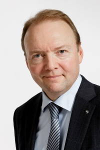 Jeff Gravenhorst: Group CEO at ISS