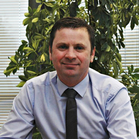 Daren Wood: the BSIA's membership and export services manager