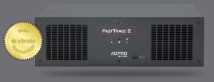 The ADPRO FastTrace 2E is a four-to-20-channel next generation version of the award-winning FastTrace 2