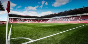 The Britannia Stadium: home of Stoke City FC. Credit: Phil Greig/Stoke City FC (www.greigphotography.com - ©Stoke City Football Club 2013)