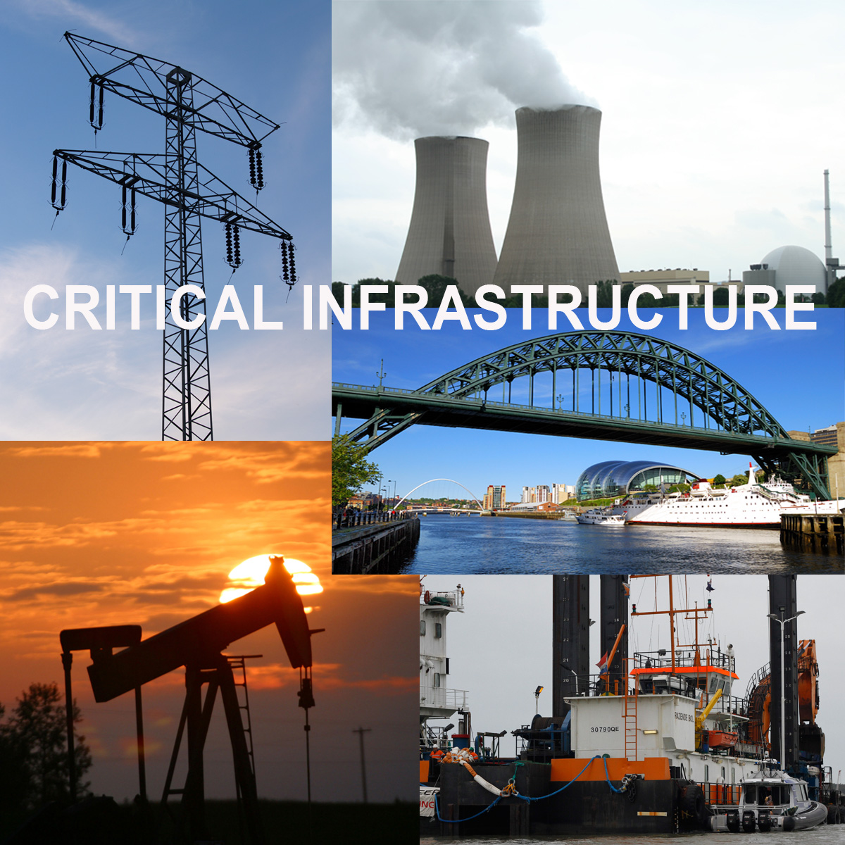 Critical Infrastructure Helps Stabilise Perimeter Security