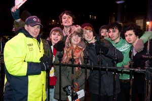 G4S is a major partner of Hogmanay 2013-2014 and has been providing security and safety stewarding at the event since Hogmanay 1992-1993