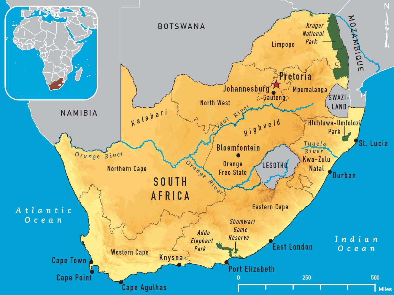 South Africa's network video surveillance equipment market