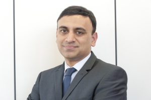 Atul Rajput: regional director for Northern Europe