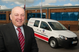 Bob Truesdale: joining the team at Securi-Guard