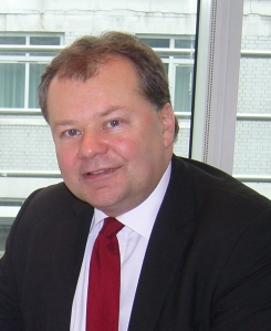 Dave Humphries: the SIA's director of partnerships and interventions