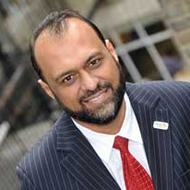 Javed Khan: CEO at Victim Support