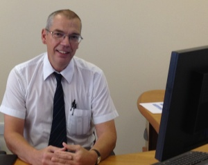 Malcolm Craighead: joining the SSAIB