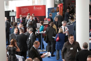 Delegates at the 2013 Manchester Security event
