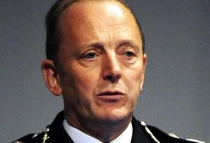 ACPO's president Sir Hugh Orde
