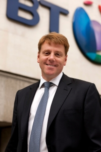 Mark Hughes: CEO at BT Security