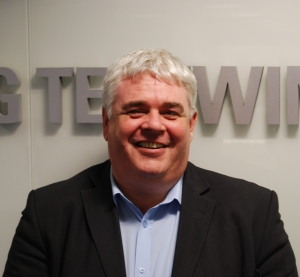 Simon Shawley: director for the UK and Ireland at Samsung Techwin Europe