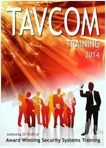 Tavcom Training's 2014 prospectus