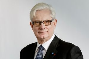 Thomas Berglund: elected deputy chairman of the ISS Board