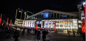 Wembley Arena: an iconic UK venue