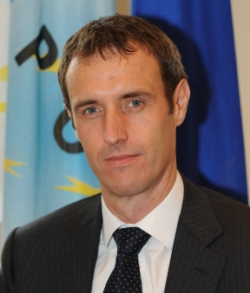 Europol's director Rob Wainwright