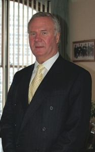 Don Randall: chairman of the City of London Crime Prevention Association