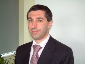 Mike Sussman: TDSi's engineering and operations director