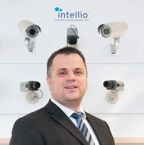 Intellio's CEO Radics Istvan
