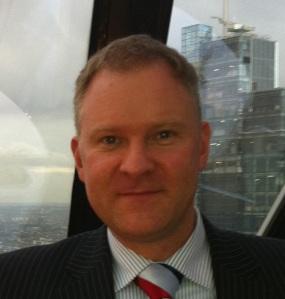 Simon Adcock: chairman of the BSIA's CCTV Section