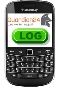 Guardian24's lone worker protection system for Addiction NI is delivered via BlackBerry smartphones