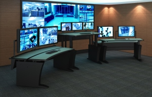 Winsted's new Horizon Console debuts at IFSEC International 2014