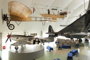 Inside the RAF Museum