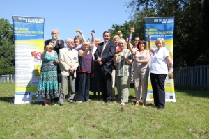 The MLA-NHWN Partnership has proven to be a great success