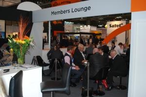 The BSIA Members Lounge at IFSEC International 2013