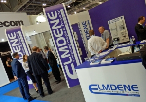 Elmdene's stand at IFSEC International 2014