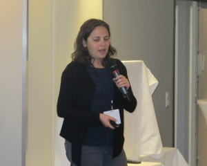 Christina Párraga Niebla (co-ordinator for the Alert4All project at the German Aerospace Centre)