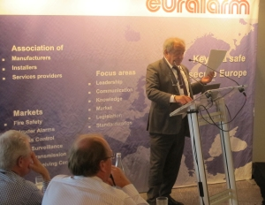 Jean Felix: chairman of the co-ordination group on Smart and Sustainable Cities and Communities