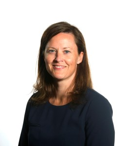 Gemma Quirke: the new md of Wilson James' security business