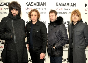 Kasabian: brilliant gig at Leicester's Victoria Park