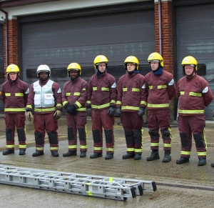 Comprising a unit of around 200 personnel, the EFCC provides crucial contingency cover to the London Fire Brigade, which is the world's third-largest fire and rescue service